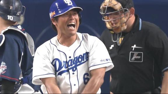 中日・平田良介、野球が出来る喜びを感じる