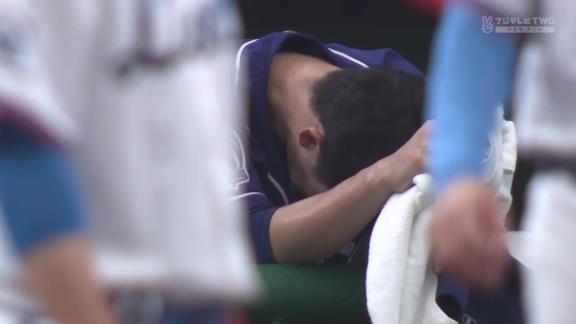 中日・福谷浩司投手「今日はコメントできないです」