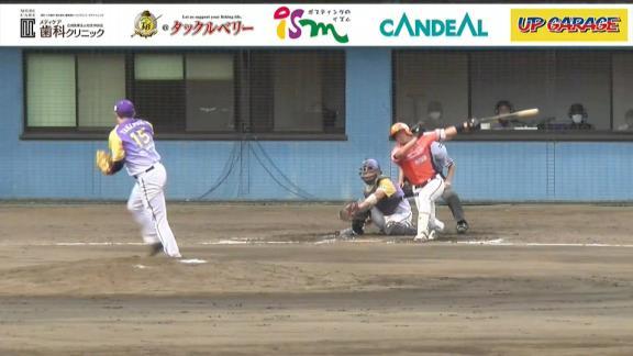 元中日・山本雅士投手が独立リーグ史上初の大記録を達成!!!