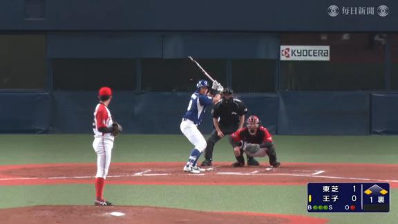 中日ドラフト3位・岡野祐一郎、4回3失点で今年初の敗戦投手に…「もっと早く修正しないと」【試合動画】