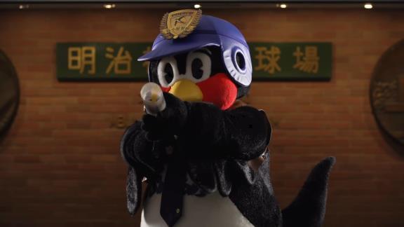 つば九郎が主演の刑事ドラマ『つばめ刑事』がCBCテレビで放送決定!!! 球団マスコットがまさかの俳優デビュー! ドアラもゲスト出演…?