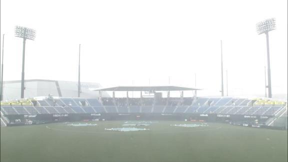 5月16日(日) ファーム公式戦「ソフトバンクvs.中日」【試合結果、打席結果】 試合開始直前で雨天中止に…