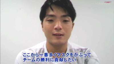 中日ドラフト4位・郡司裕也「ドラゴンズで一番強いとされている平田さんを倒したい」