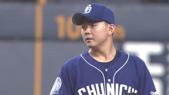 中日・勝野昌慶投手「マウンドでピンチになった時、『俺は浅尾だ』くらいの気持ちで投げていた」 今季チーム先発初勝利の裏に浅尾拓也コーチのアドバイス「浅尾さんが親身になって教えてくれた」