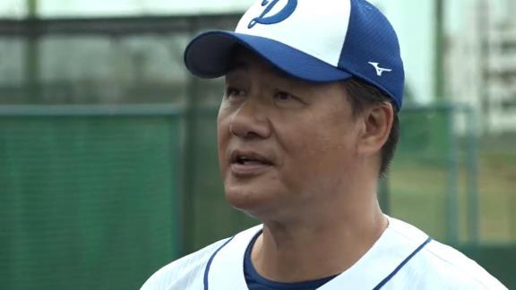 中日・与田監督、今年のキャンプは「100点近い数字」
