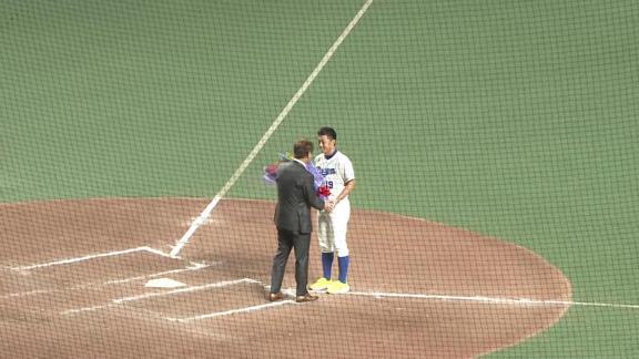 11月8日放送 スポスタ魂 中日・吉見一起投手が現役引退…レジェンド・岩瀬仁紀が語る