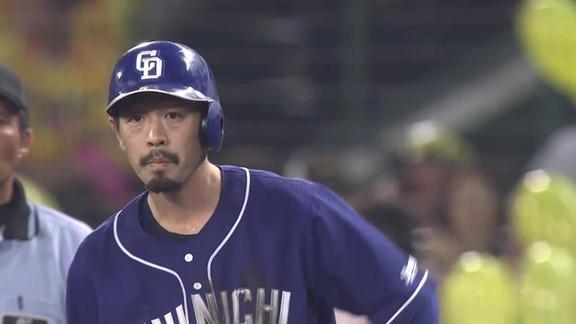中日・阿部寿樹、打ちまくる! 最近3試合の打率は.750