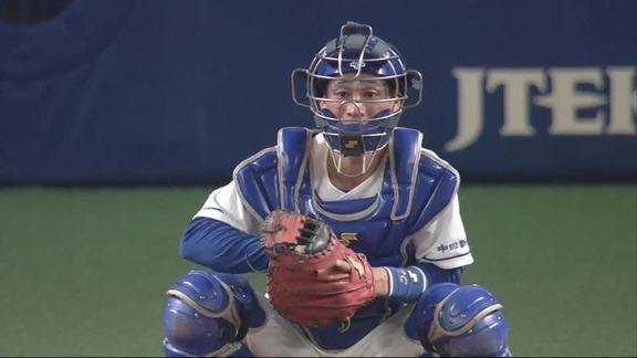 中日・与田監督「加藤がいいのか」 大野雄大投手「そうですね」