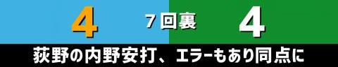 7月16日(金) マイナビオールスターゲーム2021 第1戦【試合結果、セントラル・リーグ打席結果】 セ・リーグが5-4でパ・リーグに勝利!