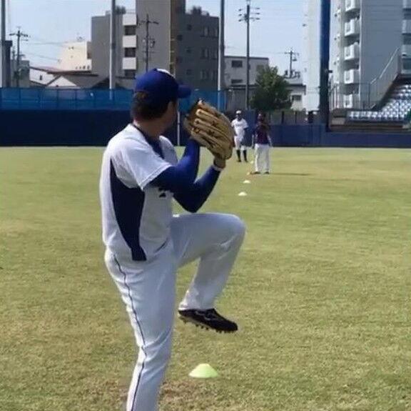中日・田島慎二投手、『トミー・ジョン手術』から170日が経過 現在の状態は…?【動画】