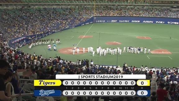中日×阪神 スコアレスドローは1962年5月3日以来、57年ぶり その試合先発していた投手はまさかのあの投手…