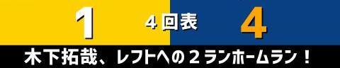 5月11日(火) セ・リーグ公式戦「阪神vs.中日」【試合結果、打席結果】 中日、4-4で引き分け 一時は勝ち越すもリードを守り切れず