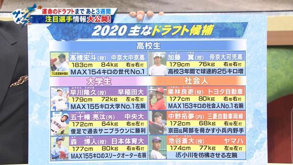 井端弘和さんが中日・京田陽太選手のライバルにもなり得ると評価するドラフト候補選手とは…?
