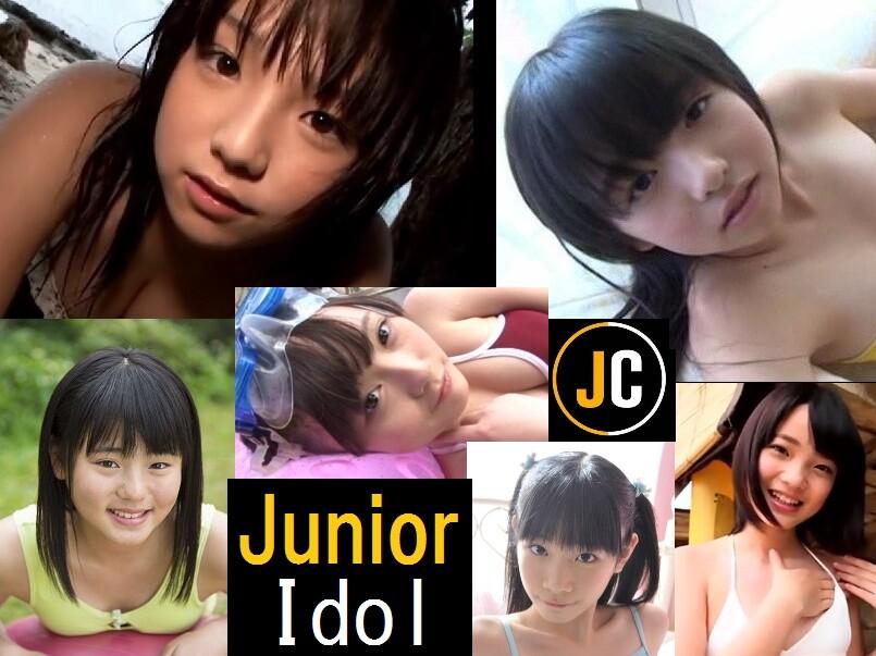 ジュニアアイドルJC