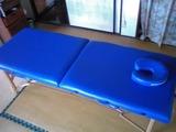 折り畳み治療ベッド