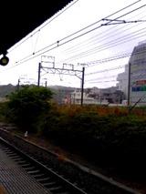京急か横須賀線かどちらか忘れました