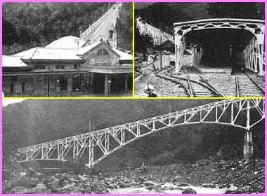 廃線跡訪問記 : 日光鋼索鉄道線