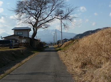 廃線跡訪問記 : 船生駅