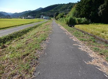 廃線跡訪問記 : 名鉄谷汲線