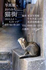 猫街ポスター