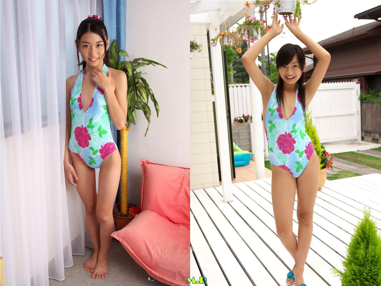 泉明日香さんの水着
