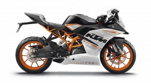 KTM Moto3 Racing Bubble Windscreen RC390 90508965000