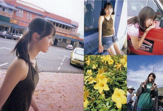 戸田恵梨香のジュニアあいどる時代のミズ着姿 これは☆シコシコwwww