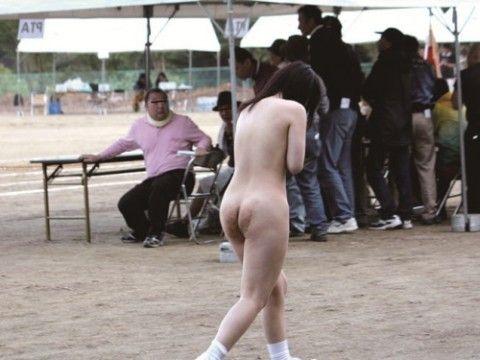 裸の運動会☆・・・・・・なんで☆?wwwwwwwwwwwwwwww