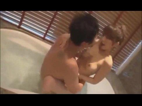 お風呂でハメハメイチャラブSEX (えろムービー)