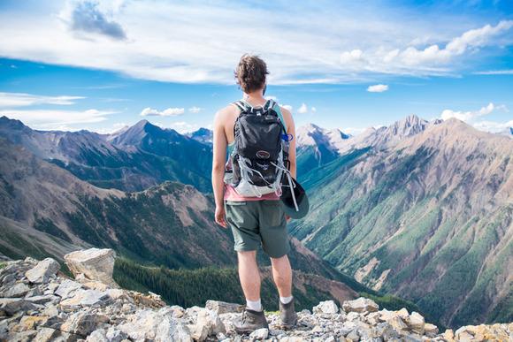 【画像】女さん「鬱で退職して死にたいと思ってたけど登山したら治った。」
