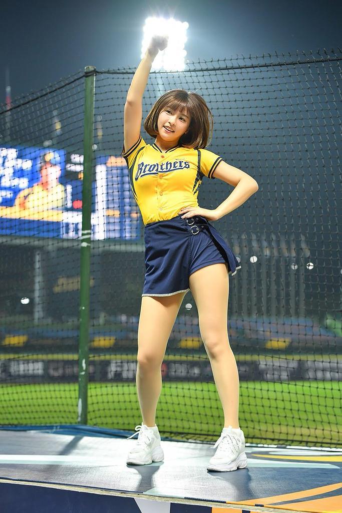 台湾 プロ 野球 チア