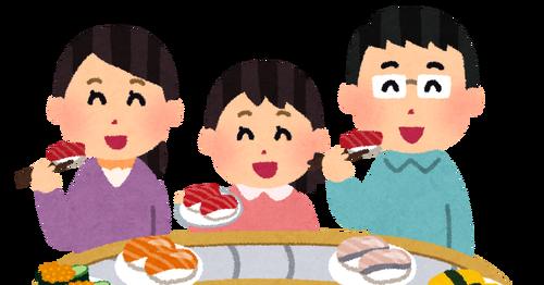 【悲報】ワイのパッパ、回転寿司でおばはんにぶちギレる・・・