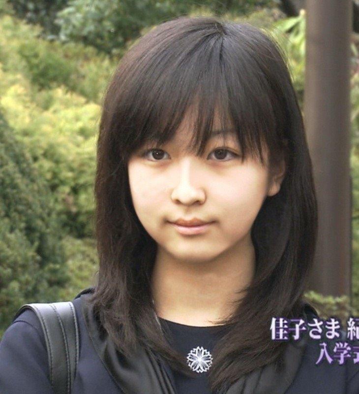 J 愛子 さま なん