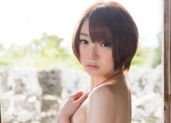 美少女が離島で羞恥露出エロエロプレイ&過激SEXしちゃってます☆涼川絢音