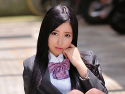 卒業する前に大好きな先生のチンコをゲットしたい美少女JK!