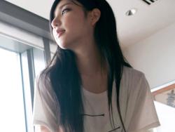 「寂しかった・・・。」潤んだ瞳で甘えてくる藤嶋唯ちゃんとねっとりSEX!