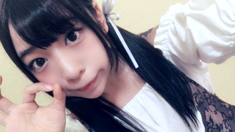 元○○っ娘の本物アイドル 咲坂花恋ちゃんの神対応中出しSEX!