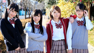【JK】誰でもSEX出来る超ヤリマンビッチ女子高生たちが毎日休み時間にSEX三昧ww