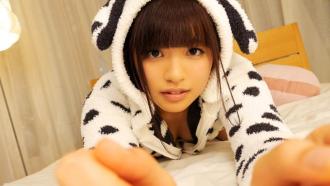小嶋亜美 元子役タレントがAVデビュー!アイドルみたいな顔してFカップのドスケベでした…