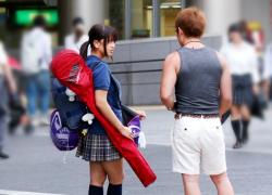 【素人】ラクロスの練習帰りだったスポーツ美少女の健康的な体に中出し!