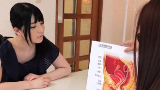 マ○コの位置は高めにキープ!専門家が教える「妊娠するSEX」を上原亜衣ちゃんで実践!