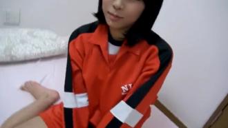 特定厨はよ!学校指定のジャージ着て個人ハメ撮りしてる少女がいるぞーーーーー!!