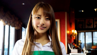 可愛いなんてもんじゃない超絶美少女カフェ店員をハメ撮り!||