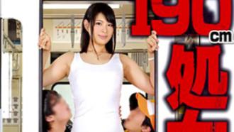 美咲玲 身長190cmで処女。AV史上稀に見るレアキャラがこちらwww