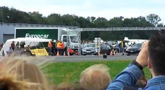 【動画】韓国ヒュンダイが日産GT-Rにスピード勝負を挑んだ結果www