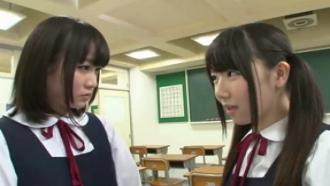篠宮ゆり 愛須心亜 一人の少女を賭けて、2人のレズがマジバトル!登場人物全員女子!!