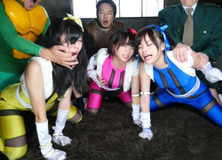 友情パワーで逆襲のSEX!がんばれぼくらのアクトレンジャー!
