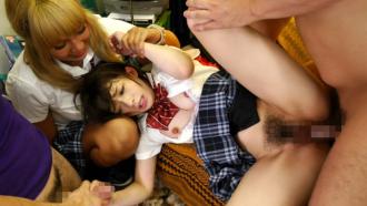 クラスのDQNたちからいじめられっ子を助けたばっかりに人生が終わった美少女JK…。