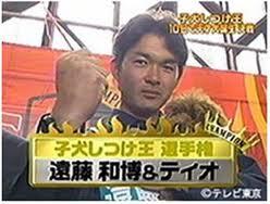 犬のしつけ遠藤07