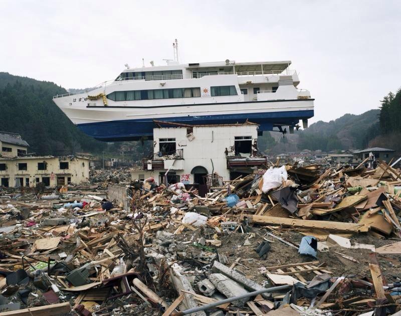 GPSデータをもとに「津波の規模...